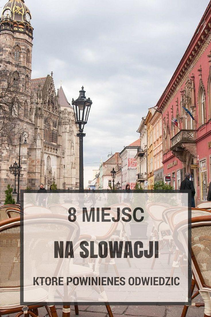 Jesteś zakochany w Słowacji? A może jej nie znasz i ciągle odkładasz na później? Tylko że później może już nie być siły by doceniać jej piękno dzikiej przyrody i rozrywkowość miast. Przeczytaj o 8 miejscach, które powinieneś odwiedzić na Słowacji już w najbliższy weekend
