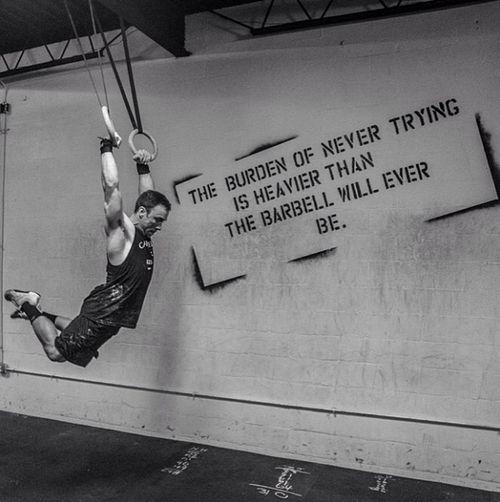 CrossFit mumbo jumbo... jk, it's a fact #crossfit quotes