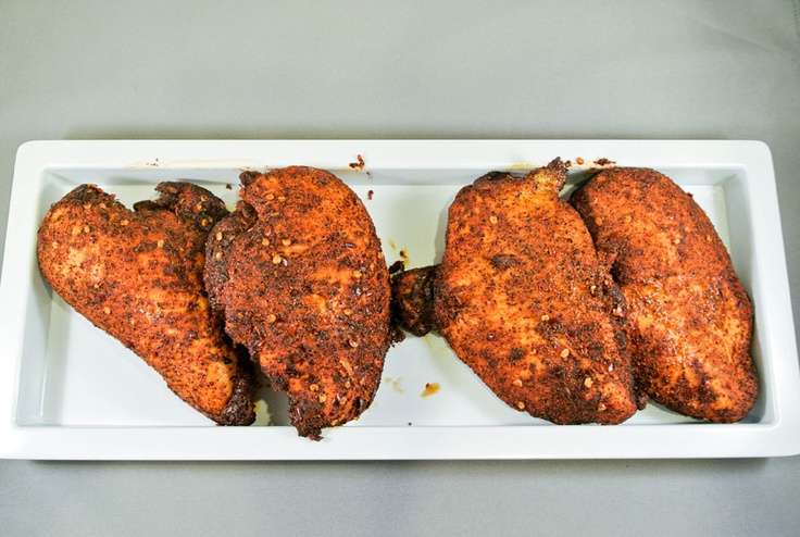 Spicy Smoked Chicken Breast! | Smoked Foods | Pinterest