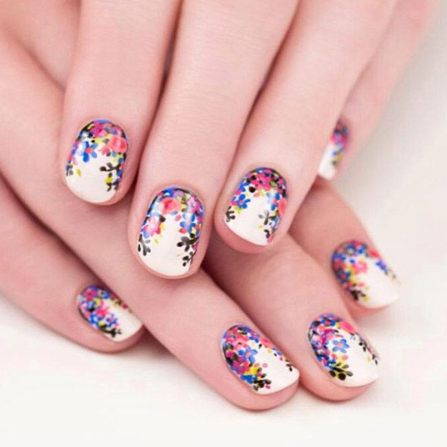 20 Nail Instagrams You Need To Follow
