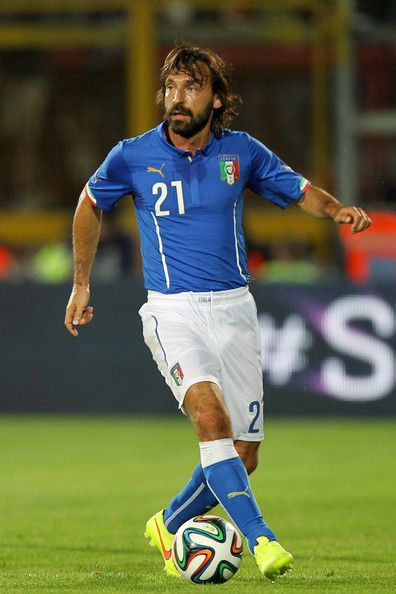 Andrea Pirlo. Or Chuck Norris, not really sure.