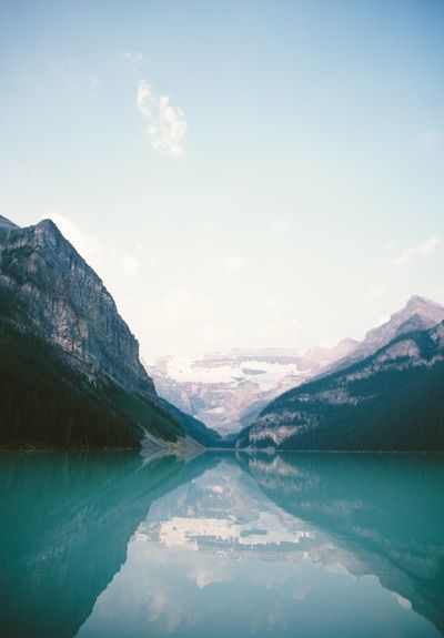 Lake Louise, Canada | Photographer: Daniel Roe || I'm a huge fan of nature, landscape and urban photography. Unsplash is one of the few websites that licenses beautiful images for free. This picture by Daniel Roe in particular I always go back to just because it's so beautiful, and you can feel the peace and serenity emanating from the image. The best photographs are the ones that make you feel as if you're present when it taken. And often the photos I come across Unsplash make me feel that…