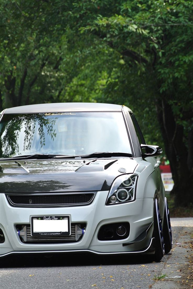 Suzuki Swift!