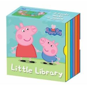 Peppa Pig's Little Library (Peppa Pig)