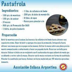 Pasta Frola sin taac