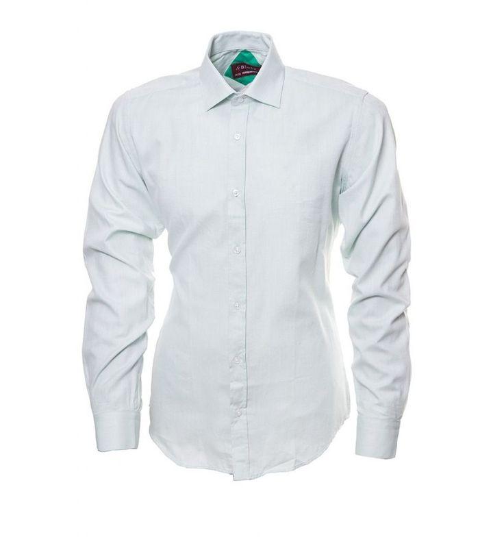 Рубашка мятного цвета по супер выгодной цене 3290 руб, с бесплатной доставкой по Москве и России без предоплаты. В наличие размеры XL L XXL S M, приезжайте к нам в магазин!