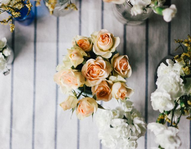 GOLDMINE JOURNAL: Diamond in the Rough // Post Valentine's Day Flowers