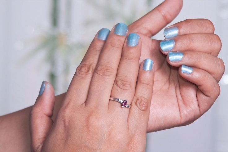 wikiHow to Dry Nail Polish Quickly -- via wikiHow.com