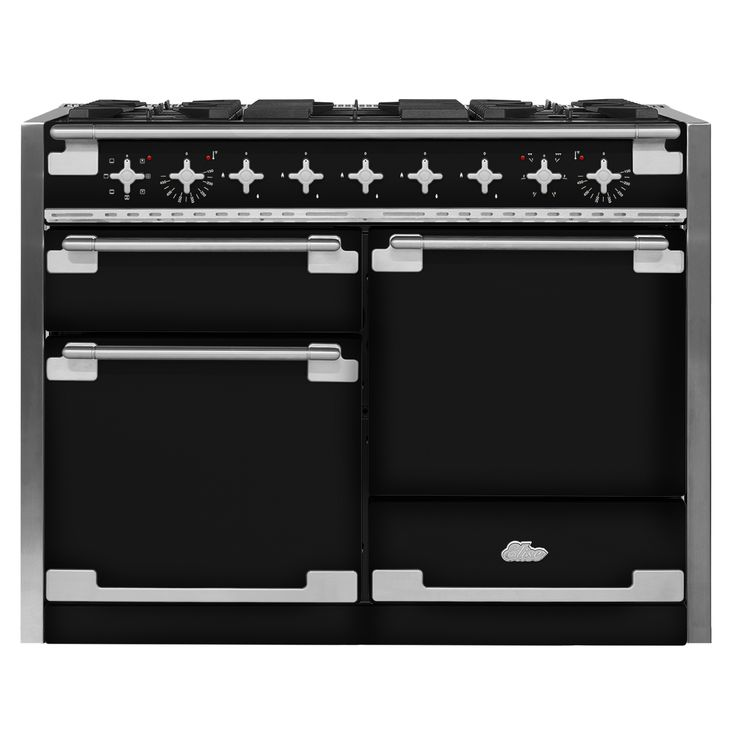 Charming Ideas Double Ovens Lowes. AGA Elise ft Freestanding Induction Range  Gloss Black Common Actual at Lowe s With beautiful detailing inspired by the French is an 7 best Design Ideas images on Pinterest Aga