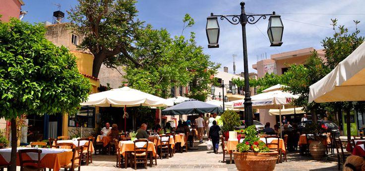 Archanes, pintoresca aldea en Creta # Yo creo que una de las islas más interesantes y completas para conocer en Grecia es Creta. Es una isla grande, la más grande entre todas las islas griegas, y descansa en las azules y …