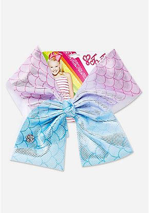 Justice Exclusive Mermaid Jojo Siwa Bow
