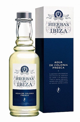 HIERBAS DE IBIZA Eau de Cologne Splash 200 ml - Fragances from Spain.