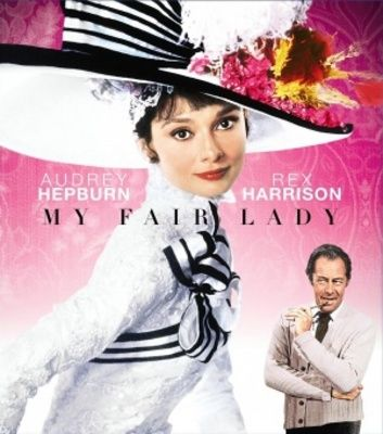 Movie Poster for My Fair Lady Movie