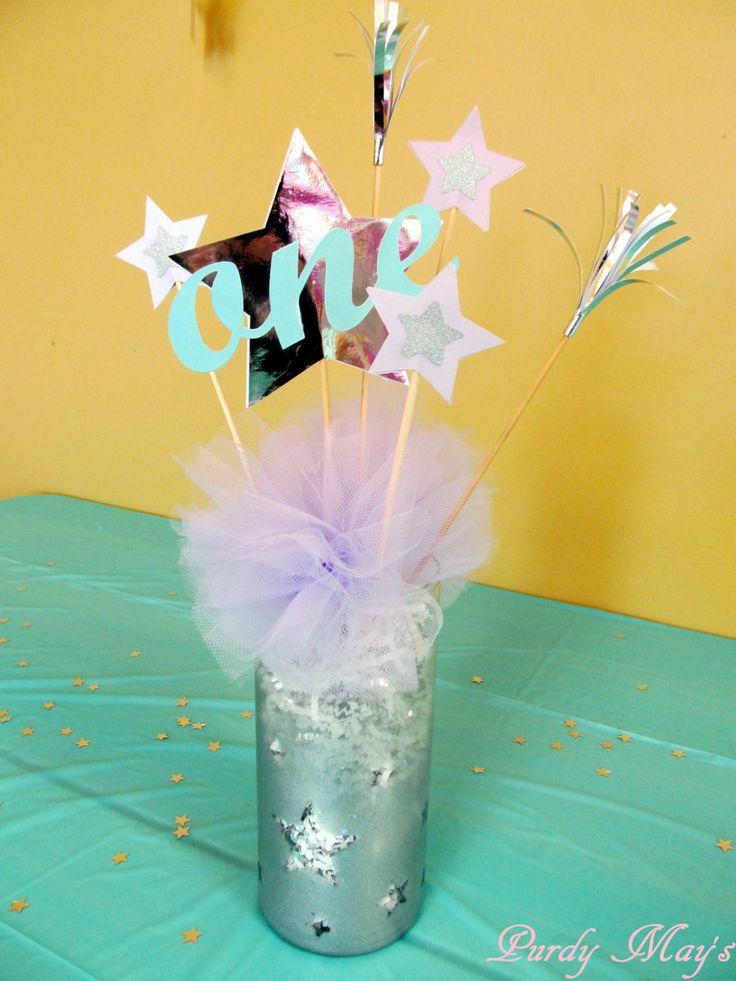 Twinkle Twinkle Little Star Centerpiece Picks, Set of 6 Twinkle Twinkle Little…
