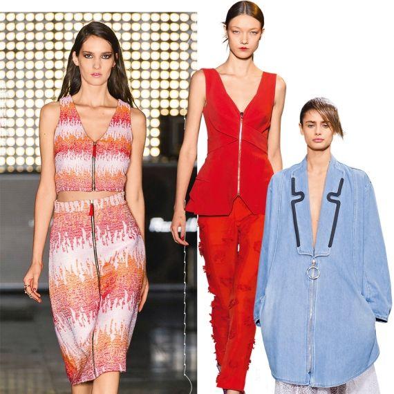 Декор блузки застібкою-блискавкою   BurdaStyle.ua: Мода, Дизайн, Рукоділля, Викрійки