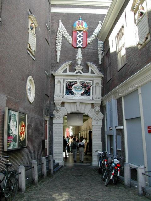 Amsterdam Historic Museum.