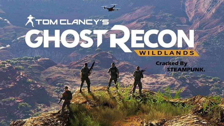 Tom Clancy's Ghost Recon Wildland's PC Free Download.