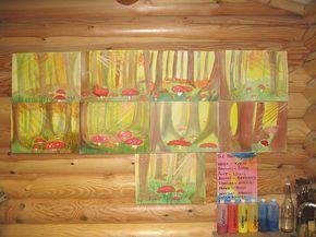 Mushrooms - from Flickr set - has many illustrations, botany...