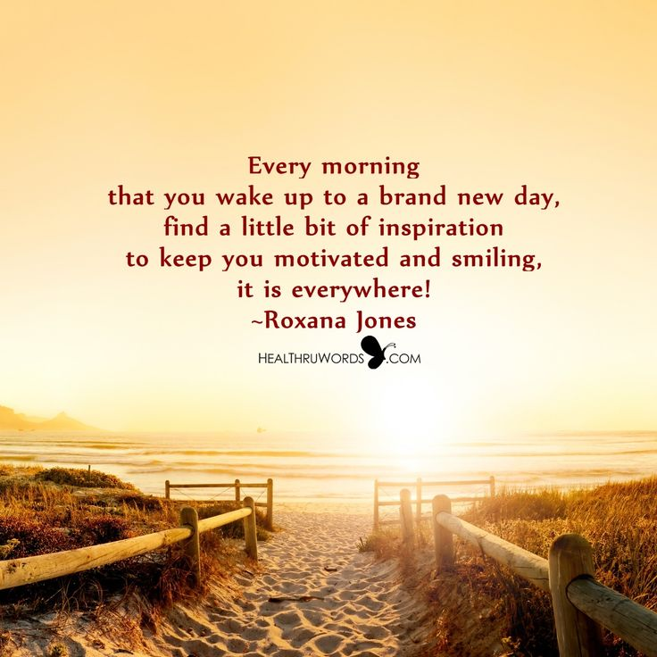 """""""The Gift of Being Alive"""" Every morning that you wake up"""