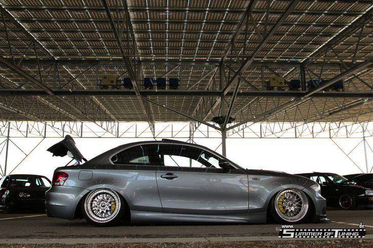 Anton Harnies stilbildender BMW E82.