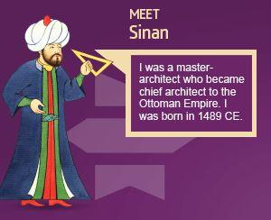 http://www.1001inventions.com/Market_Zone  Sinan a Musleem's Scholar