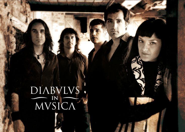 Studio pics – Diabulus in Musica