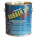 Gallon of Rubber Dip Spray, plasti dip plaster sculptures?