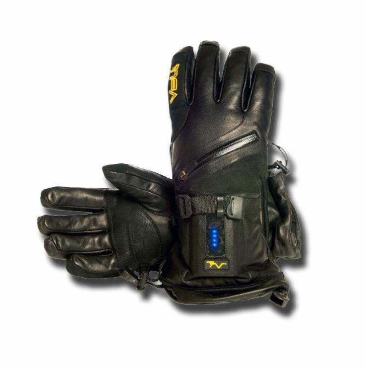 TITAN – Men's 7v™ Leather Heated Gloves