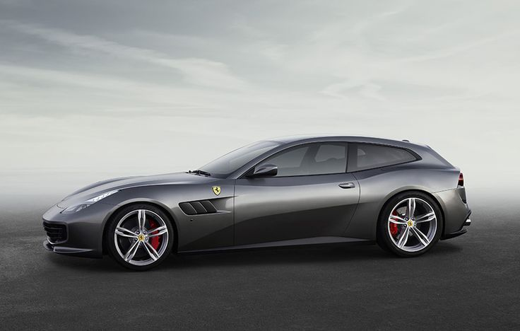 Four-wheel drive and Four-wheel steering, with 681 hp – Ferrari for every day use.