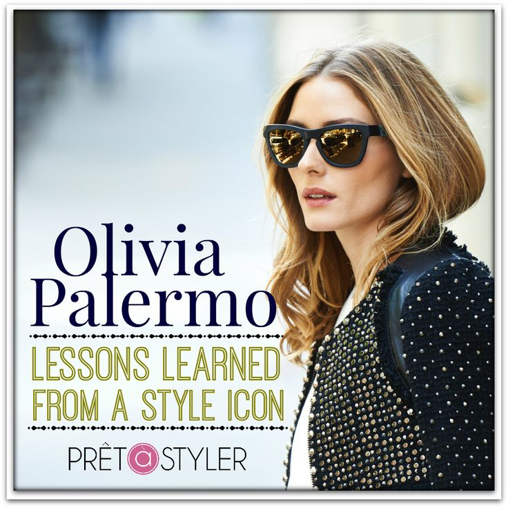 This week in my Style Clinic feature I share the style lessons we can all learn from style icon Olivia Palermo. http://bit.ly/1qTNx36 #styleclinic #annreinten #oliviapalermo