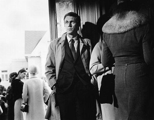 Steve McQueen, Bullitt, 1968.