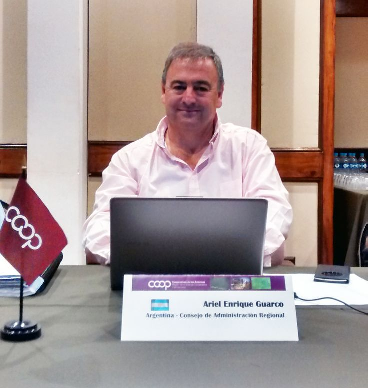 I led the Board Session of Cooperativas de las Américas in Bolivia, Dec 2015