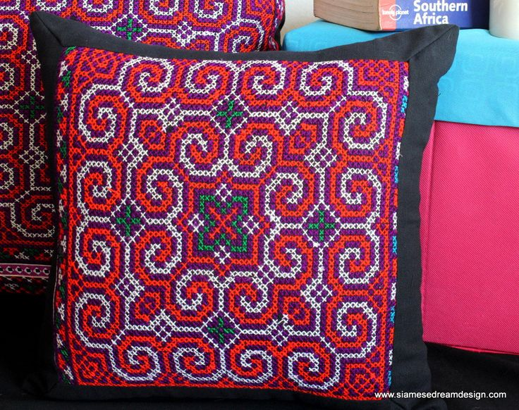 Best hmong images on pinterest embroidery textile