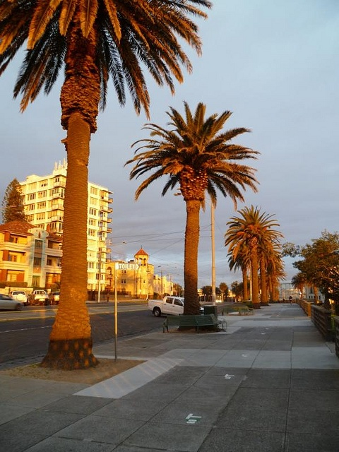 St Kilda Afternoon by OceanBlue Creative, Melbourne Victoria Australia) - Done