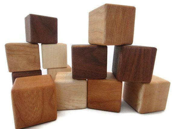 Best wooden building blocks ideas only on pinterest
