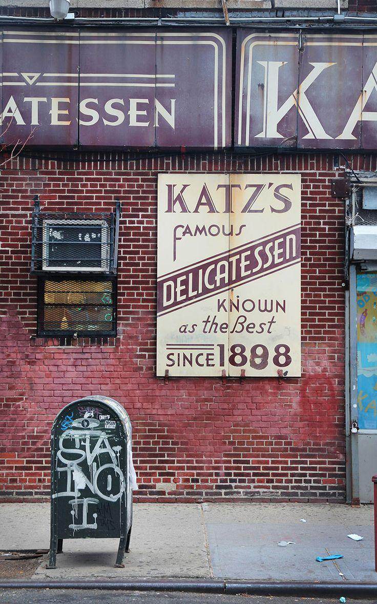 Katz's Delicatessen - When Harry met Sally                                                                                                                                                                                 More