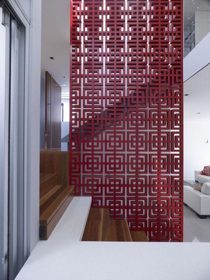 Chinese Wall ~ screen ~ http://www.pinterest.com/joliesarts ∗ »☆Elysian-Interiors ♕Simply Divine #Interiordesign