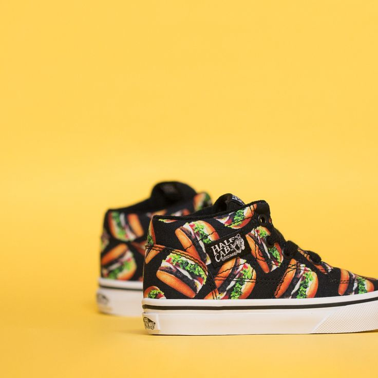 Junk food kids Vans sneakers! http://www.shoeconnection.co.nz/products/VAI8VA6C6AX