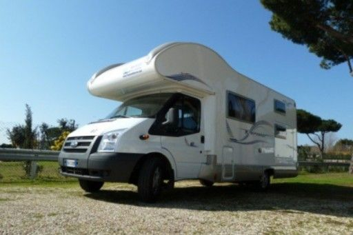 lm - k6 - all inclusive - motorhome rental in Italy.