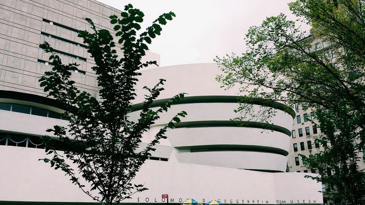 Guggenheim NYC #FrankLloydWright #NYC