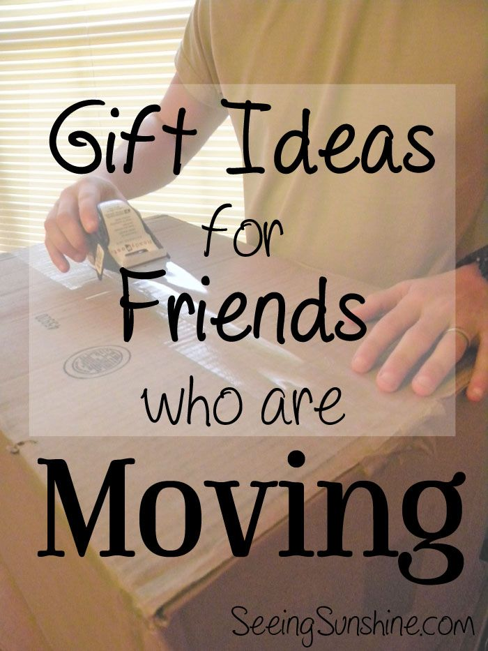 Gift Ideas For Moving Friends Going Away Gifts Friend