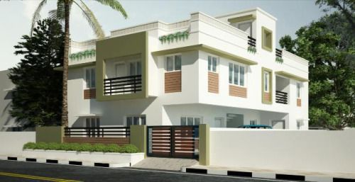 Poonamallee Is A Suburban Residential Area In The