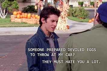"21 Favorite ""Gilmore Girls"" Moments From Die-Hard Fans"