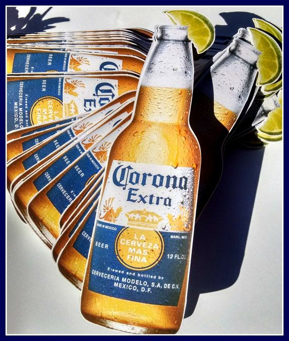 Invitaciones de cerveza corona