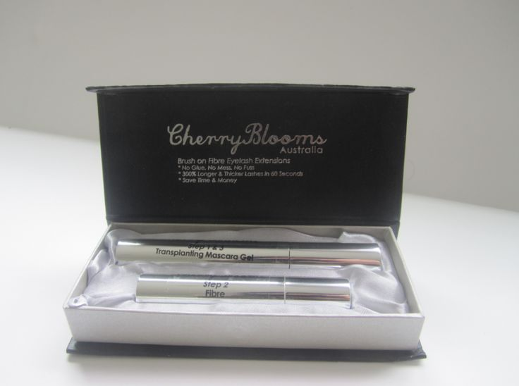 Cherry Blooms Mascara Review