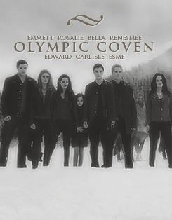 Olympic coven <3 <3