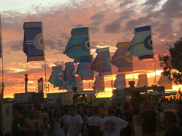 Corona Sunsets Festival / Music / Fremantle / Market Stall : Swimwear / Beach