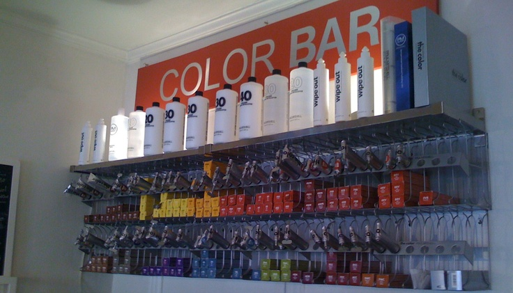 Paul mitchell color bar bing images cosmetology salon for A design and color salon