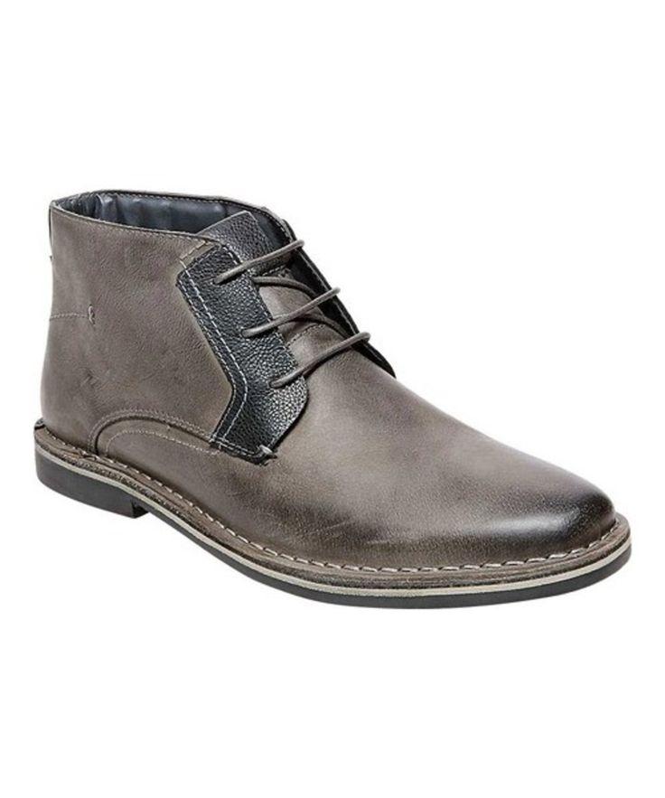 STEVE MADDEN Steve Madden Men's   Herrin Chukka Boot. #stevemadden #shoes #