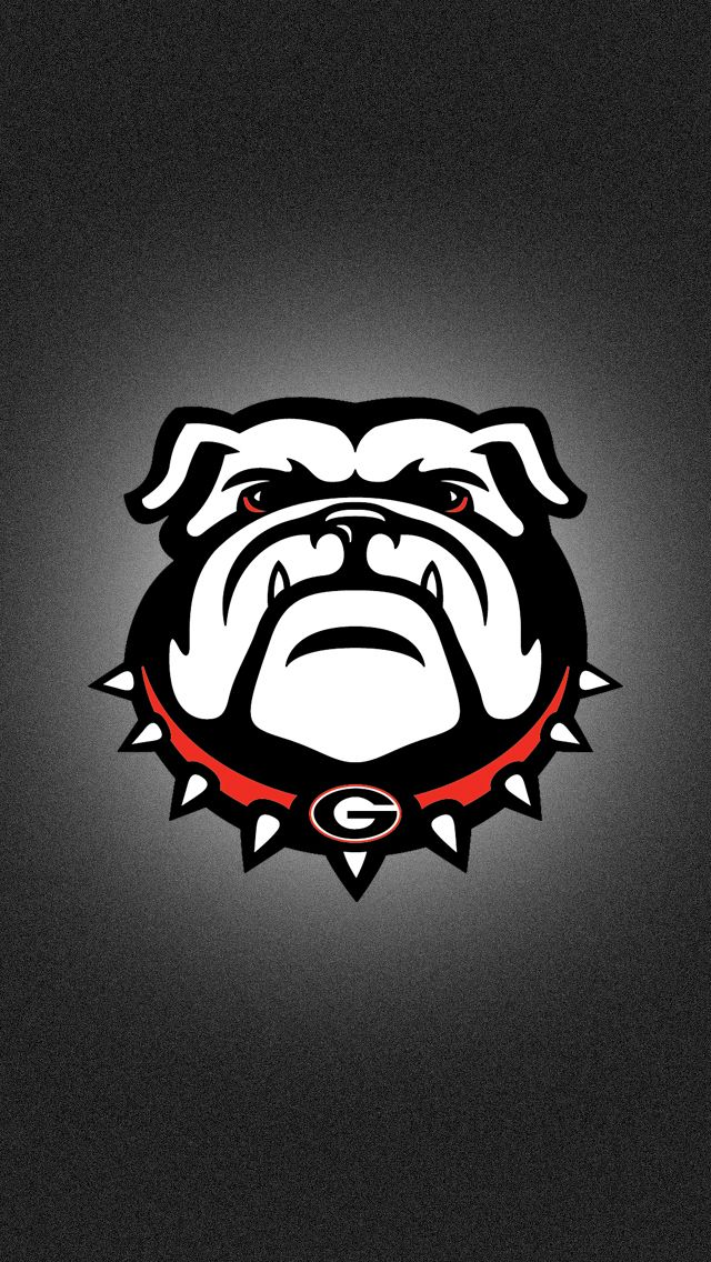 Georgia Bulldogs iPhone Background - Georgia Bulldogs